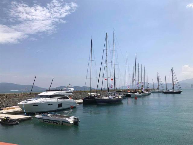 Ra mắt Câu lạc bộ du thuyền Ana Marina - Ảnh 1.
