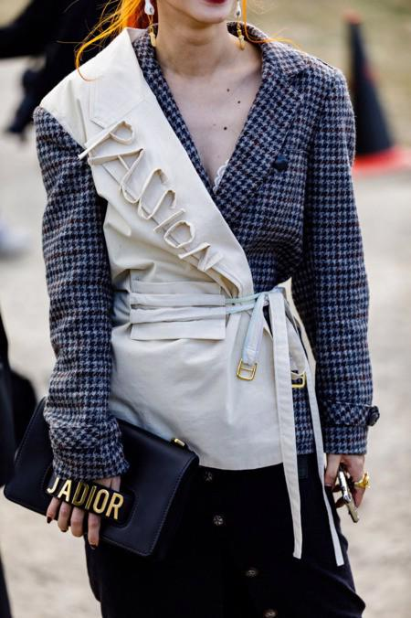 Dự đoán xu hướng thời trang qua streetstyle của Paris Fashion Week - Ảnh 5.