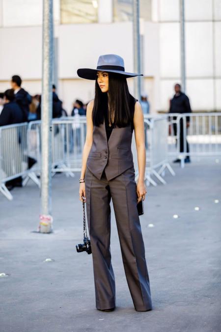 Dự đoán xu hướng thời trang qua streetstyle của Paris Fashion Week - Ảnh 2.