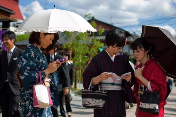 """Ý nghĩa của từ """"Kimono"""" và """"Yukata"""" - Ảnh 3."""