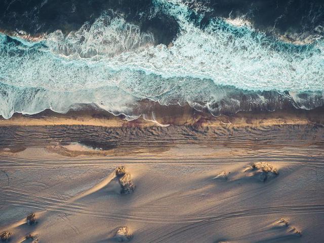 65 bức ảnh ghi lại vẻ đẹp của thế giới từ trên không - Ảnh 3.