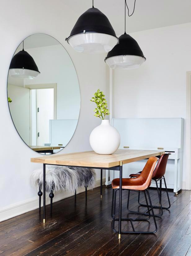 30 ý tưởng trang trí phòng ăn đẹp mắt - Ảnh 4.