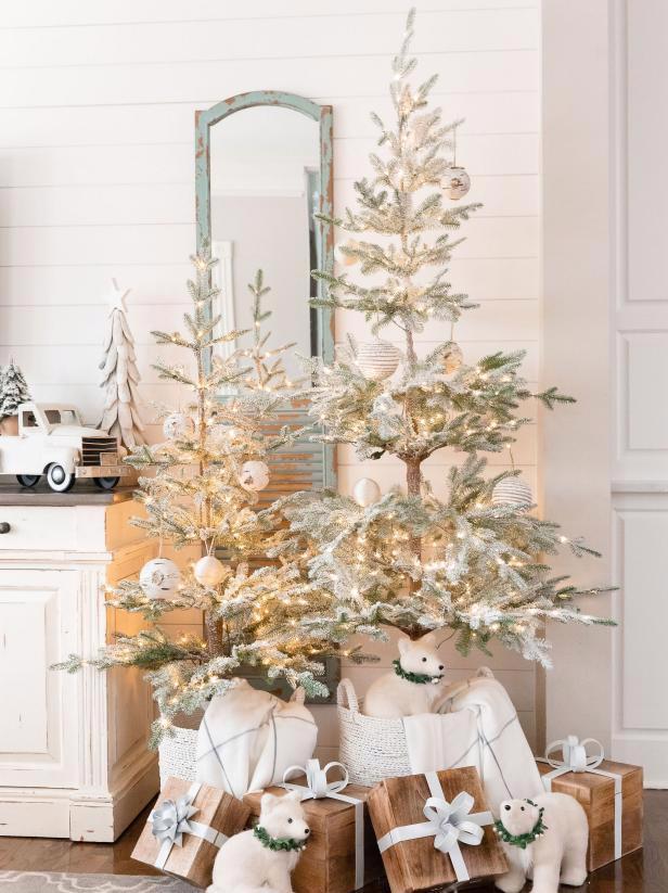 28 ý tưởng trang trí mùa Giáng sinh cho không gian nhỏ - Ảnh 4.