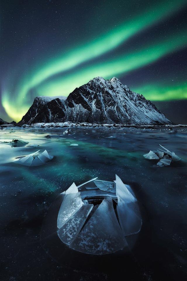 10 bức ảnh tuyệt đẹp về Bắc cực quang sẽ khiến bạn cảm thấy như đang cắm trại dưới các vì sao - Ảnh 3.