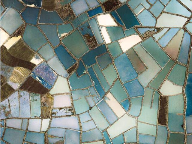 65 bức ảnh ghi lại vẻ đẹp của thế giới từ trên không - Ảnh 39.