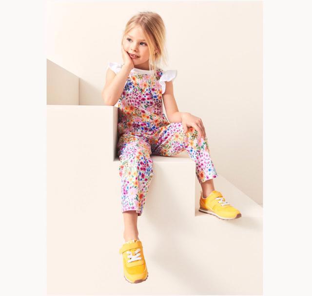 H&M ra mắt bộ sưu tập thời trang bền vững cho trẻ em - Ảnh 3.