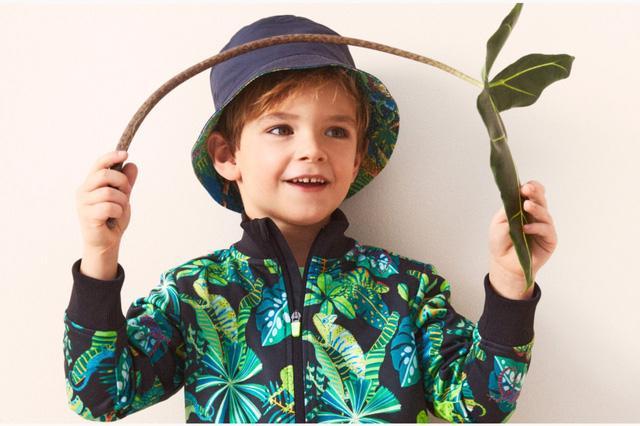 H&M ra mắt bộ sưu tập thời trang bền vững cho trẻ em - Ảnh 2.