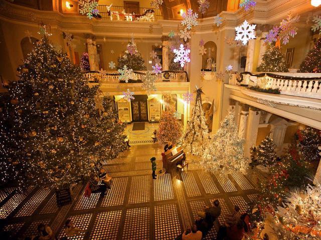 Nước Mỹ: ngắm Giáng sinh muôn màu muôn vẻ - Ảnh 41.
