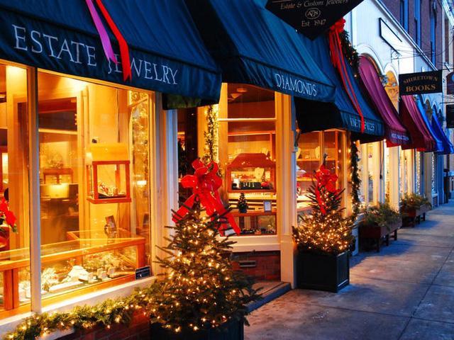 Nước Mỹ: ngắm Giáng sinh muôn màu muôn vẻ - Ảnh 45.