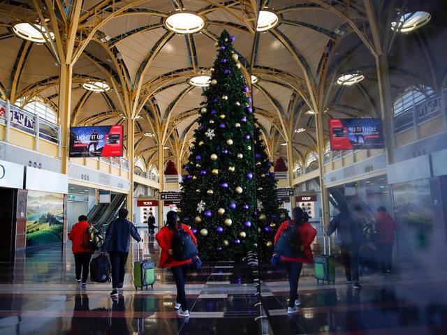 Nước Mỹ: ngắm Giáng sinh muôn màu muôn vẻ - Ảnh 46.