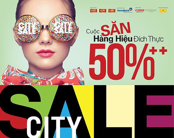 """Cuối tuần thật """"hot"""" cùng sự kiện sale của 50 thương hiệu hàng đầu Thế giới - Ảnh 1."""