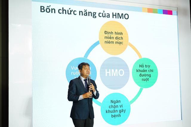 Nghiên cứu đột phá mới về HMO giúp tăng cường sức đề kháng cho trẻ - Ảnh 2.