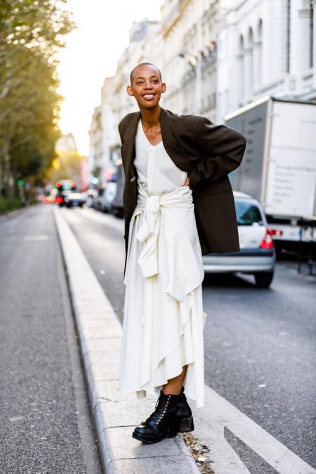 Dự đoán xu hướng thời trang qua streetstyle của Paris Fashion Week - Ảnh 13.