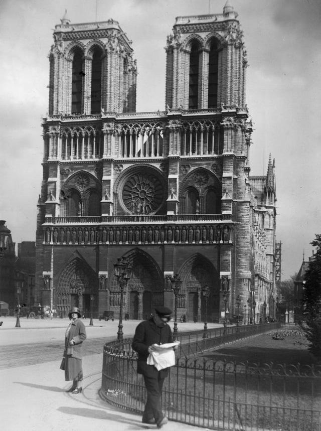 Ngắm nhìn xem: 100 năm trước Paris như thế nào? - Ảnh 4.