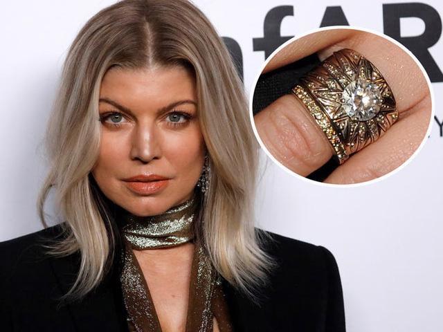 11 chiếc nhẫn đính hôn độc những người nổi tiếng từng đeo - Ảnh 4.