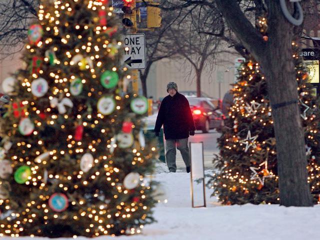 Nước Mỹ: ngắm Giáng sinh muôn màu muôn vẻ - Ảnh 49.