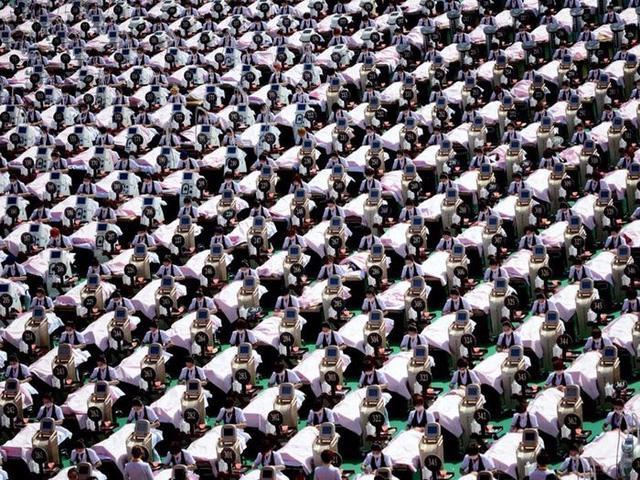 65 bức ảnh ghi lại vẻ đẹp của thế giới từ trên không - Ảnh 54.