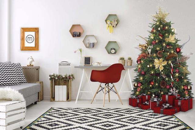 8 cách trang trí Giáng sinh tiết kiệm - Ảnh 1.