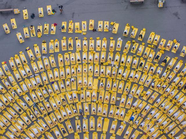 65 bức ảnh ghi lại vẻ đẹp của thế giới từ trên không - Ảnh 55.