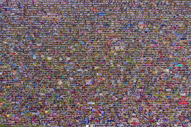 65 bức ảnh ghi lại vẻ đẹp của thế giới từ trên không - Ảnh 56.