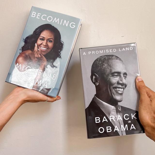 Hồi ký của cựu Tổng thống Obama là sách bán chạy nhất nước Mỹ năm 2020 - Ảnh 1.