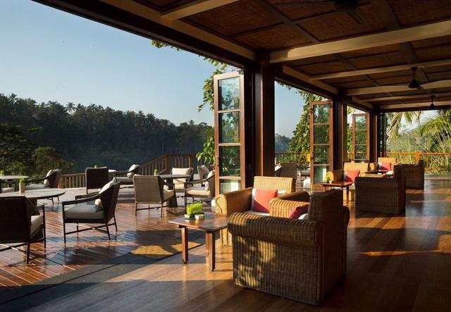 Một khu nghỉ dưỡng tuyệt đẹp giữa rừng rậm ở Bali - Ảnh 3.