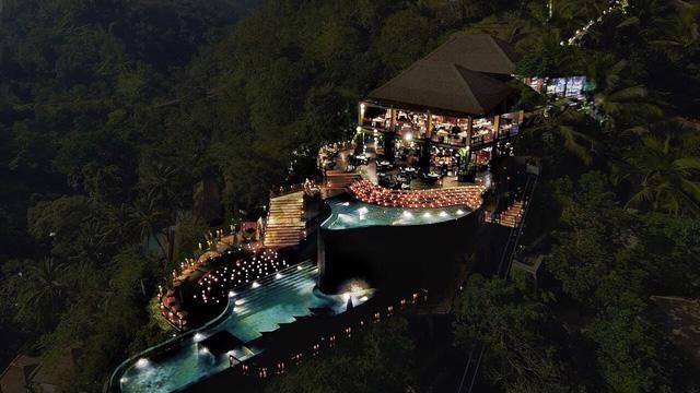 Một khu nghỉ dưỡng tuyệt đẹp giữa rừng rậm ở Bali - Ảnh 6.