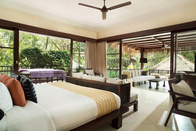 Một khu nghỉ dưỡng tuyệt đẹp giữa rừng rậm ở Bali - Ảnh 4.
