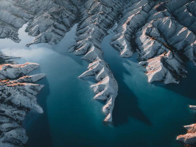 65 bức ảnh ghi lại vẻ đẹp của thế giới từ trên không - Ảnh 7.