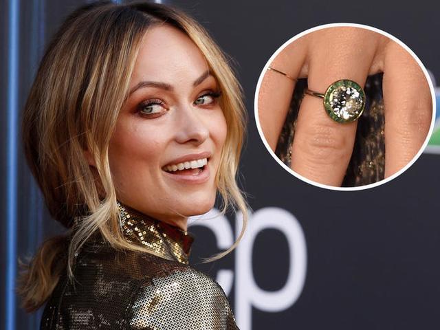 11 chiếc nhẫn đính hôn độc những người nổi tiếng từng đeo - Ảnh 11.
