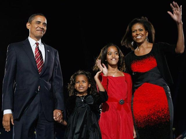 12 khoảnh khắc phong cách của cựu Đệ nhất phu nhân Michelle Obama - Ảnh 1.