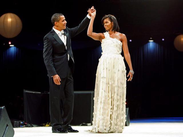 12 khoảnh khắc phong cách của cựu Đệ nhất phu nhân Michelle Obama - Ảnh 2.