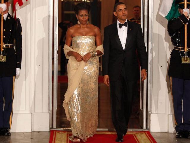 12 khoảnh khắc phong cách của cựu Đệ nhất phu nhân Michelle Obama - Ảnh 3.