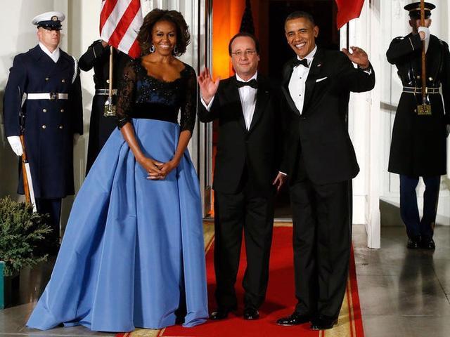 12 khoảnh khắc phong cách của cựu Đệ nhất phu nhân Michelle Obama - Ảnh 6.