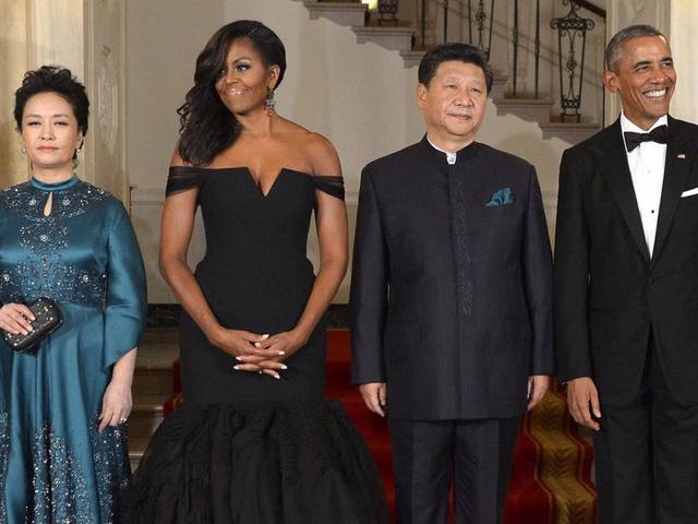 12 khoảnh khắc phong cách của cựu Đệ nhất phu nhân Michelle Obama - Ảnh 7.