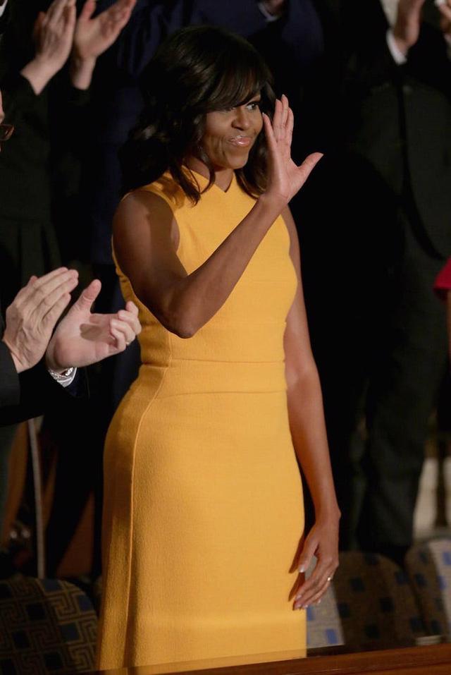 12 khoảnh khắc phong cách của cựu Đệ nhất phu nhân Michelle Obama - Ảnh 8.