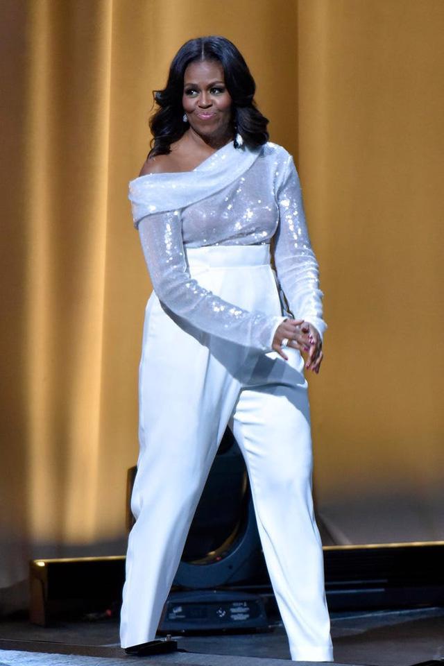 12 khoảnh khắc phong cách của cựu Đệ nhất phu nhân Michelle Obama - Ảnh 10.