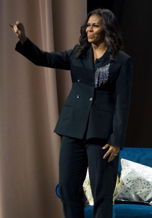 12 khoảnh khắc phong cách của cựu Đệ nhất phu nhân Michelle Obama - Ảnh 11.