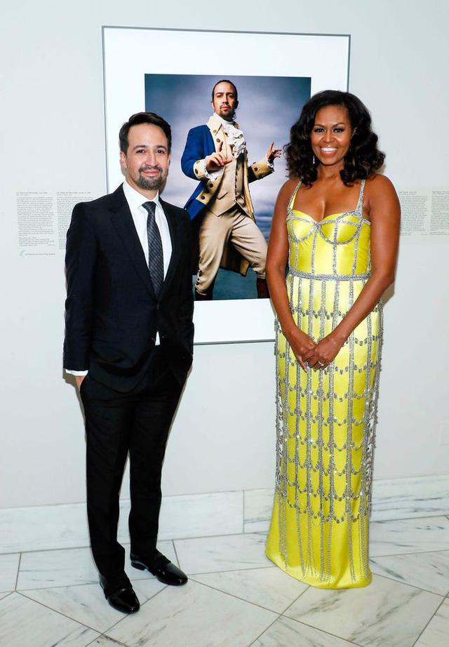 12 khoảnh khắc phong cách của cựu Đệ nhất phu nhân Michelle Obama - Ảnh 12.