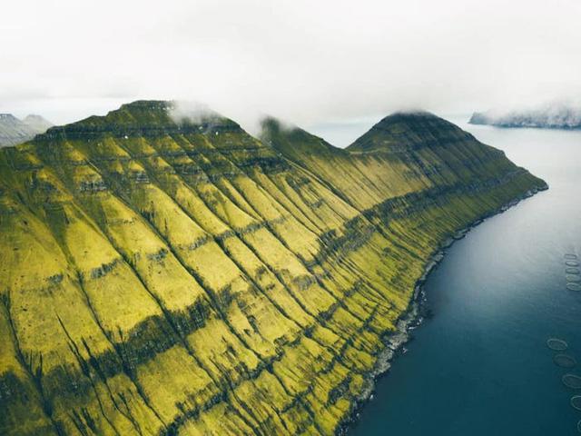 65 bức ảnh ghi lại vẻ đẹp của thế giới từ trên không - Ảnh 5.