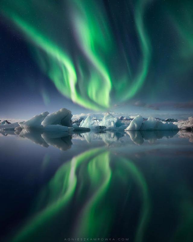 10 bức ảnh tuyệt đẹp về Bắc cực quang sẽ khiến bạn cảm thấy như đang cắm trại dưới các vì sao - Ảnh 5.