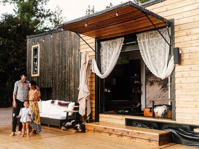 Những ngôi nhà nhỏ xinh khiến bạn thay đổi cách nhìn về không gian sống - Ảnh 5.