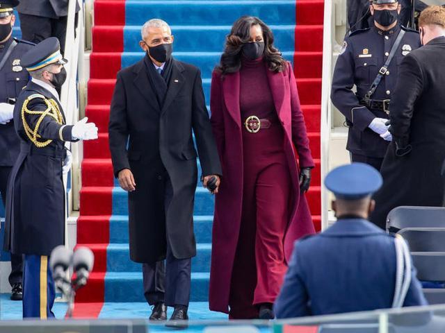 7 chiếc áo khoác đẹp nhất trong ngày nhậm chức của ông Biden - Ảnh 5.
