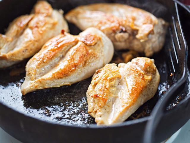 11 loại thực phẩm giàu protein tốt nhất để giảm cân - Ảnh 5.