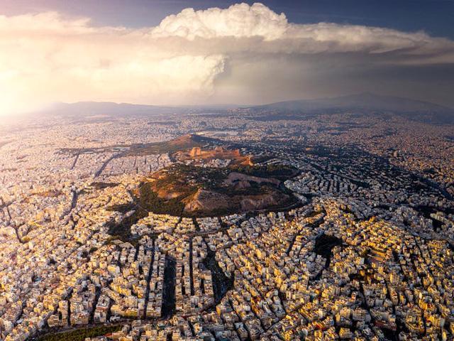 65 bức ảnh ghi lại vẻ đẹp của thế giới từ trên không - Ảnh 60.
