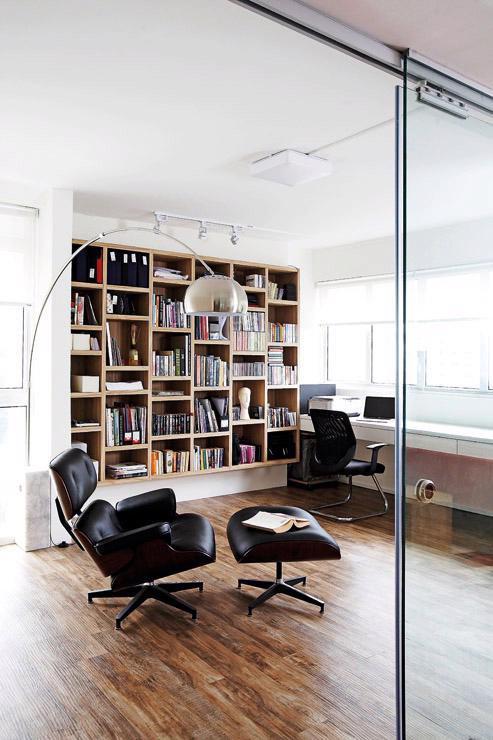 6 ý tưởng cho thư viện mini tại nhà - Ảnh 5.