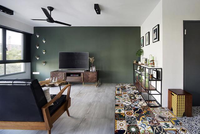 10 không gian hiện đại được décor với quạt trần - Ảnh 3.