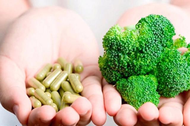Viên rau củ có thể thay thế rau? - Ảnh 1.