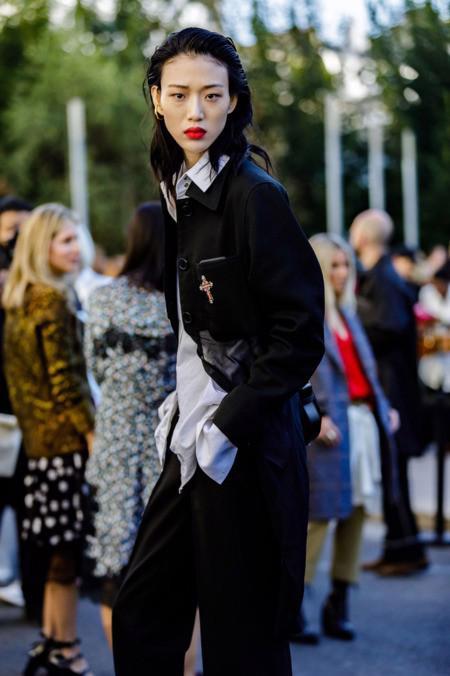 Dự đoán xu hướng thời trang qua streetstyle của Paris Fashion Week - Ảnh 4.