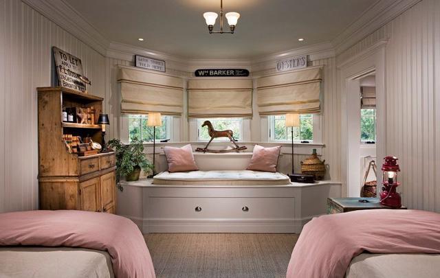 12 kiểu ghế bên cửa số tuyệt đẹp dành cho phòng ngủ - Ảnh 7.